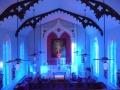 St. Joseph Catholic Church, Port Gibson (1849, John Foley, archt.)