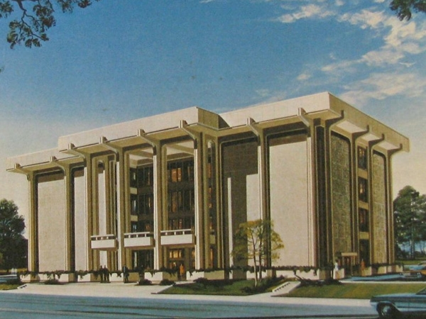 Yazoo city s delta national bank and its place in american for Bank designs architecture