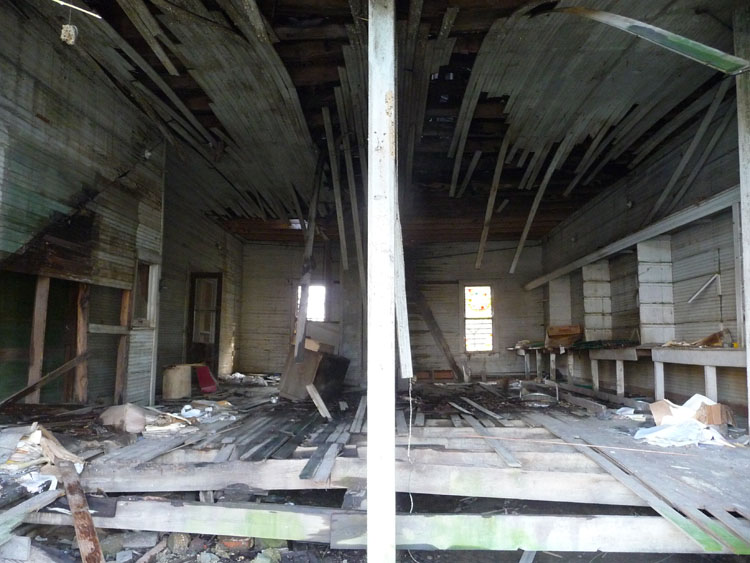 Abandoned: Vaughan, Mississippi – Preservation in Mississippi