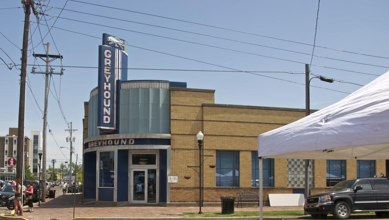 Greyhound Bus Terminal, Clarksdale – Preservation in Mississippi