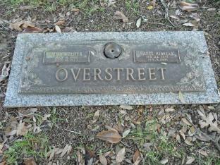 OverstreetGrave