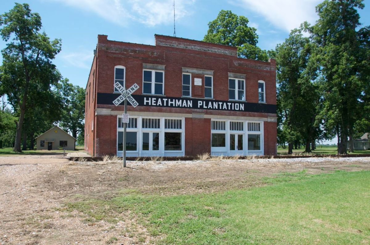 Suzassippi's Mississippi: Heathman Plantation