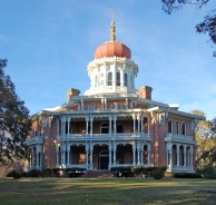 Longwood Natchez, Adams County, Photo by Jennifer Baughn, MDAH, 2007.