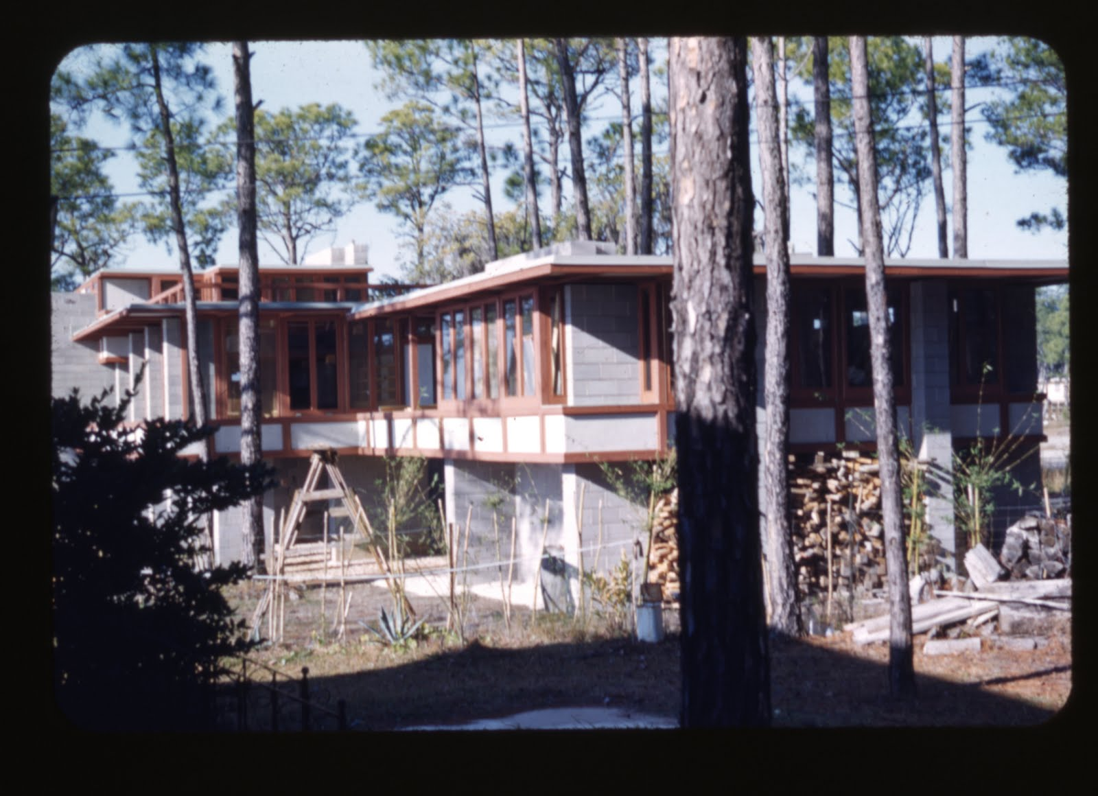 Lost Mississippi Frank Lloyd Wright S Fuller House