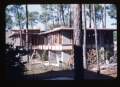 Welbie L. Fuller Residence, Pass Christian, MS. Photo from slide by Philip Roach, Jr., c.1951. Courtesy of Philip Roach, Jr. Office Records, Southeastern Architetural Archive, Special Collections Division, Tulane University Libraries.