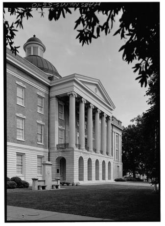 Old Capitol, Jackson