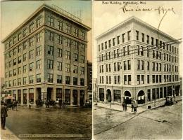 Carter & Ross Buildings. Hattiesburg, Miss. Sysid 92098. Scanned as tiff in 2008/04/16 by MDAH. Credit: Courtesy of the Mississippi Department of Archives and History.