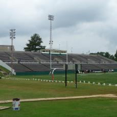 Tiger Stadium, Jackson, Hinds County Photo by Malvaney 9-19-2012. Retrieved 11-1-2012