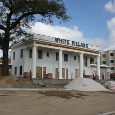 White Pillars Restaurant, Biloxi, MS. Nov. 2012