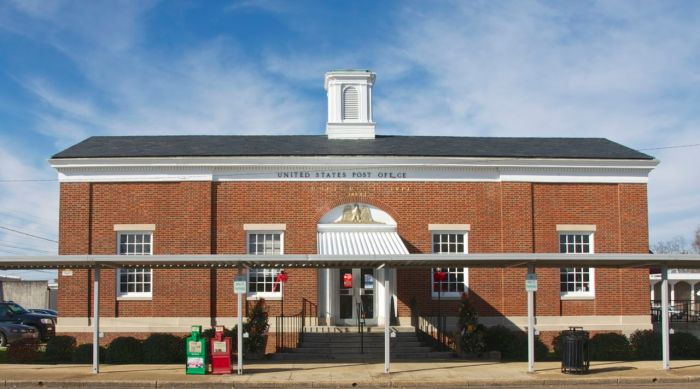 Amory post office