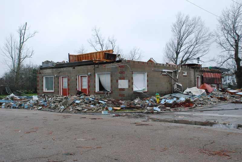 Hattiesburg Tornado 2013010 | Preservation in Mississippi