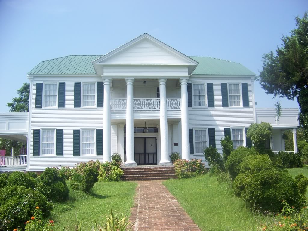 Deupree s historic homes lochinvar preservation in for Home builders in south ms