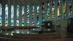 St. Michaels Catholic Church. Biloxi, Harrison County, Photo by J. Baughn, MDAH 02-03-2011 Retrieved from MDAH HRI database 2-20-13