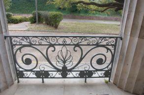 decorative iron work