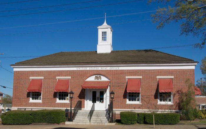 Hazlehurst post office