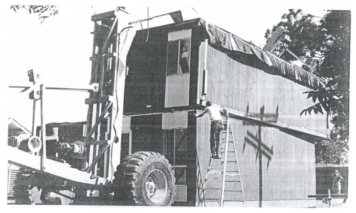 Image of unit assembly from XM 1 Fredella Village, Vicksburg Miss. by U.S. Department of Housing and Urban Developement
