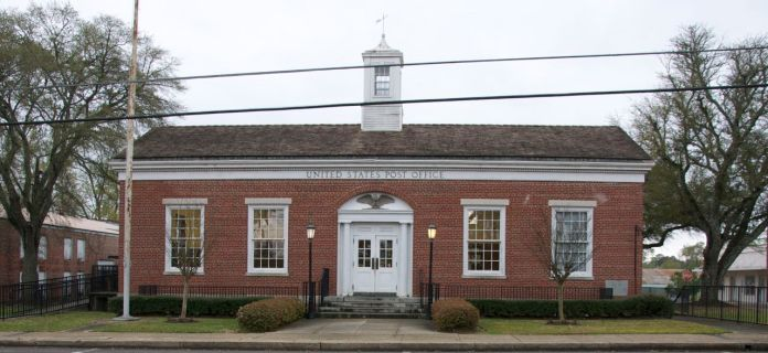 Tylertown post office building