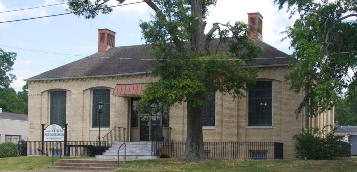 Batesville old post office
