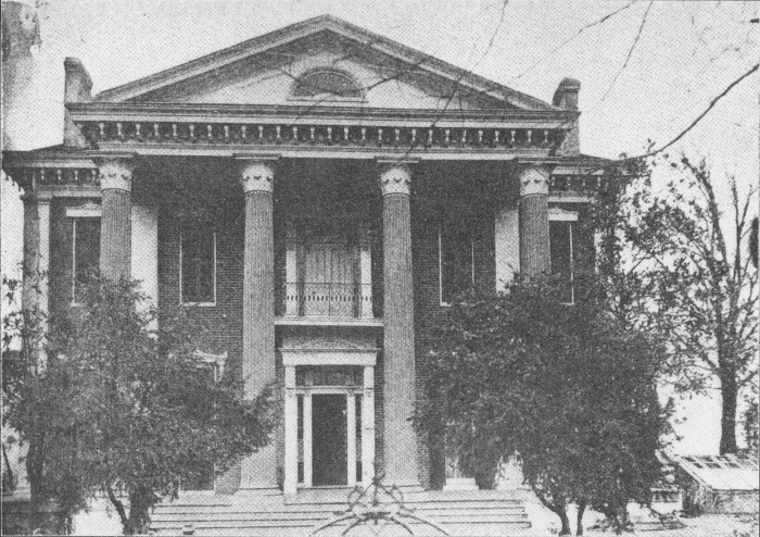 The West Home