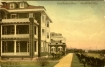 An early post card view of the Great Southern Hotel in Gulfport, Cooper Postcard Collection, MDAH