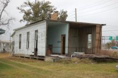 Nelson Tenement Pascagoula Jackson County. August 2007