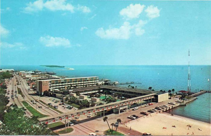 Mississippi By Air Biloxi S Buena Vista Hotel Motel Preservation