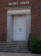 Entrance to Galtney Computer Center