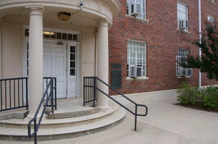 Somerville front door