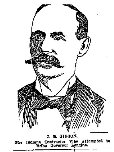 J.E. Gibson rendering from Times Picayune 12-01-1900