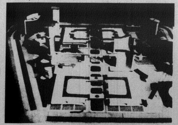 Model of Gulfport from Article Gulfport of the year 2005 is Envisioned. The Dixie Guide Feb, 1966