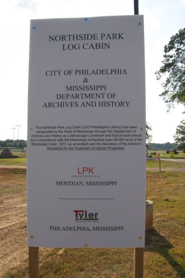 Mississippi Department of Archives and History at work!