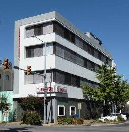 Vise Building, 2020 4th St. (remodelled 1947, Chris Risher, Sr.)