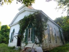 Mt. Zion Baptist Church#1, Rodney (c.1850)