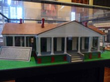 Model of Briarfield Plantation