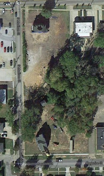 Google Maps view of Spain House accessed 10-14-2013