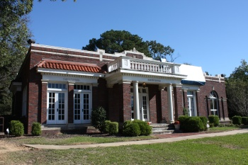 Westbrook House has been saved and is now a popular spot for weddings.