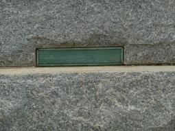 Vent, John Mavar Sr. Mausoleum Biloxi, Harrison County 3-17-2013