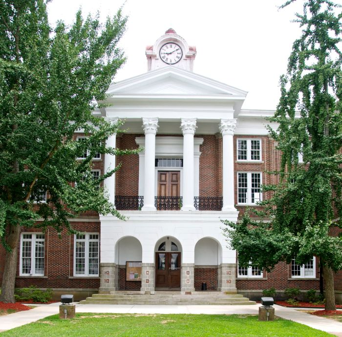 Marshall County Courthouse 2