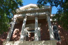 Hardeman upper portico