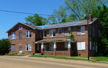 Millsaps Hotel, Hazlehurst (1918). Designated January 19, 2013.