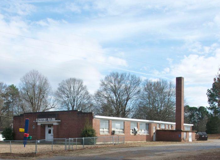 Sardis Elementary Building