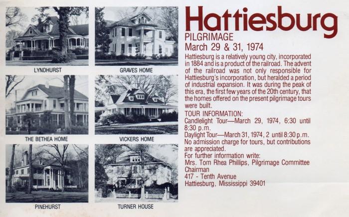 Mississippi Pilgrimage 1974-11 1