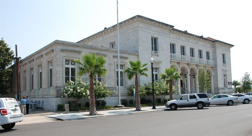 For Sale Gulfport Historic Post Office Preservation In