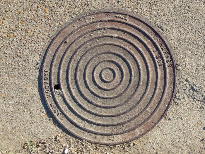 Harper Manhole Indianola