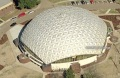 A. E. Wood Colliseum Mississippi College Clinton, Hinds County.  Bing Maps image created c.2012 accessed 4-15-2014