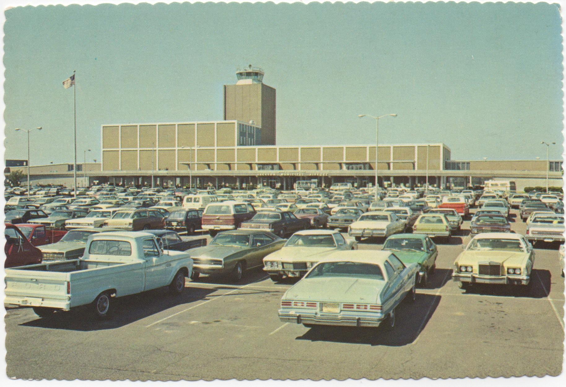 Mississippi Mid Century Jackson Municipal Airport – Preservation