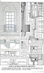 Plate 20 Radford's Portfolio of Details of Building Construction 1911