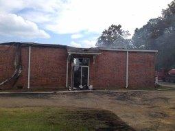 Houlka School Fire13
