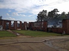Houlka School Fire7