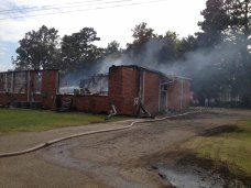 Houlka School Fire8